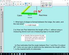 Math 110 Lesson 2B - Tangent